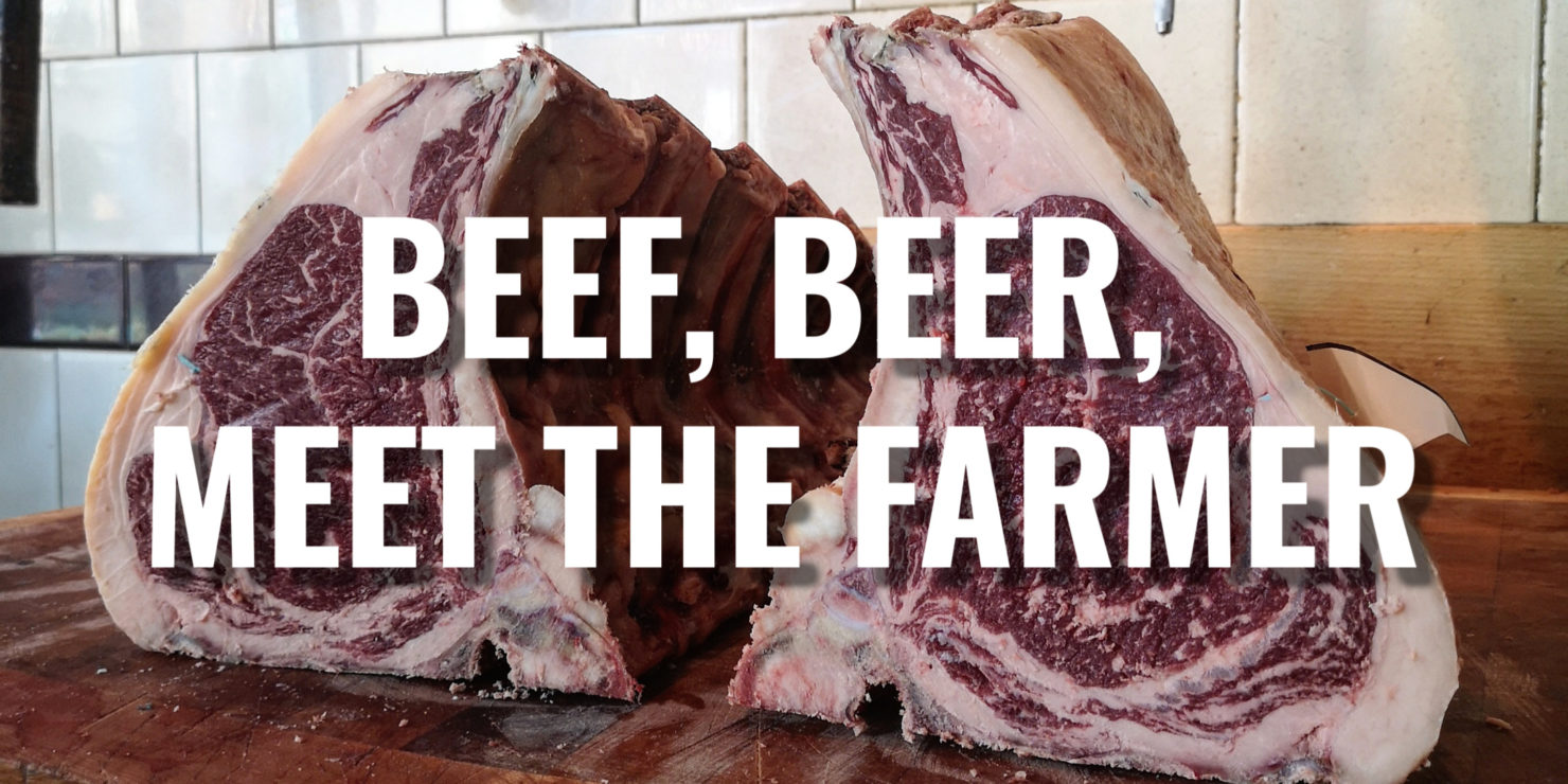 Beef Beer and Meet the Farmer