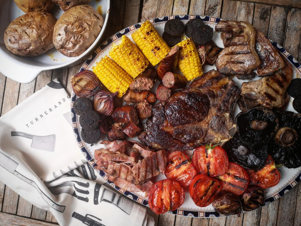 T&G Mixed Grill