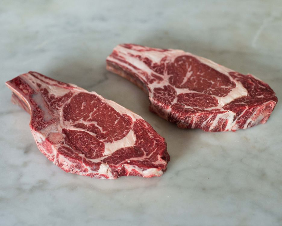 Turner & George Basque Bone-in Rib-eye