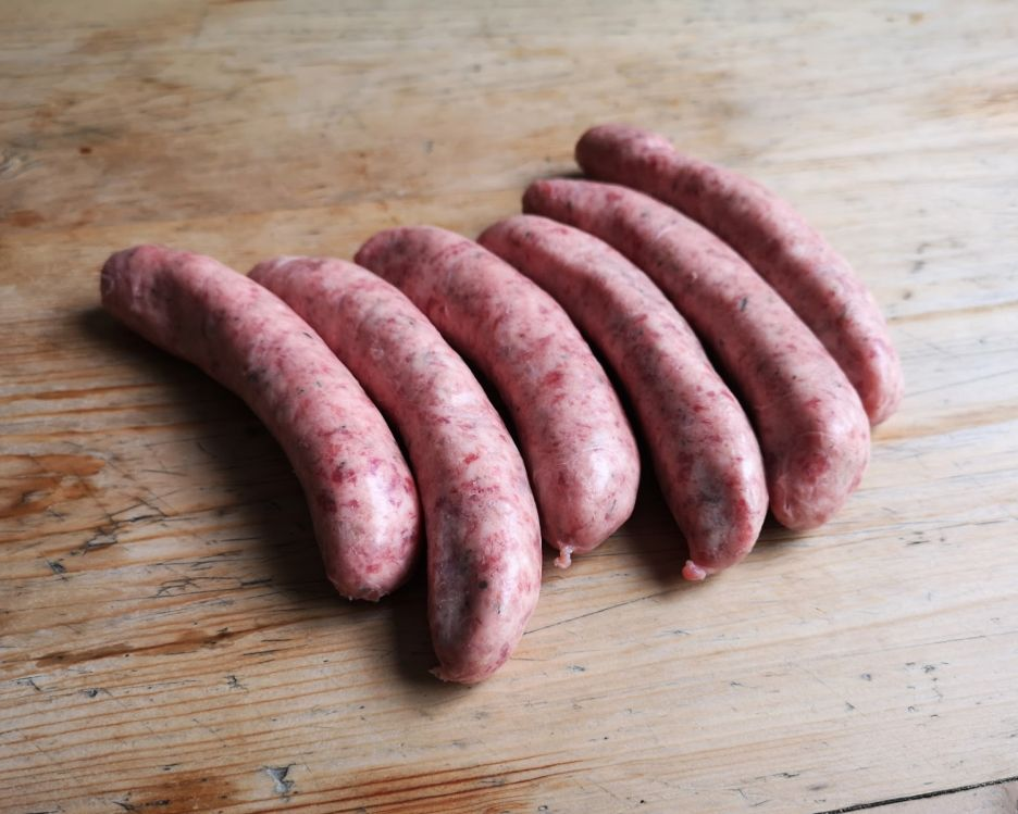 Ex Dairy Goat Seasoned Sausages