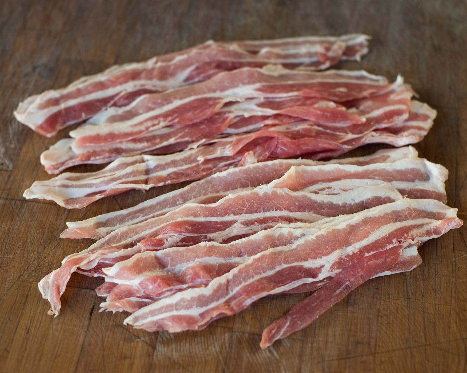 Turner & George Cumberland Streaky Bacon Smoked