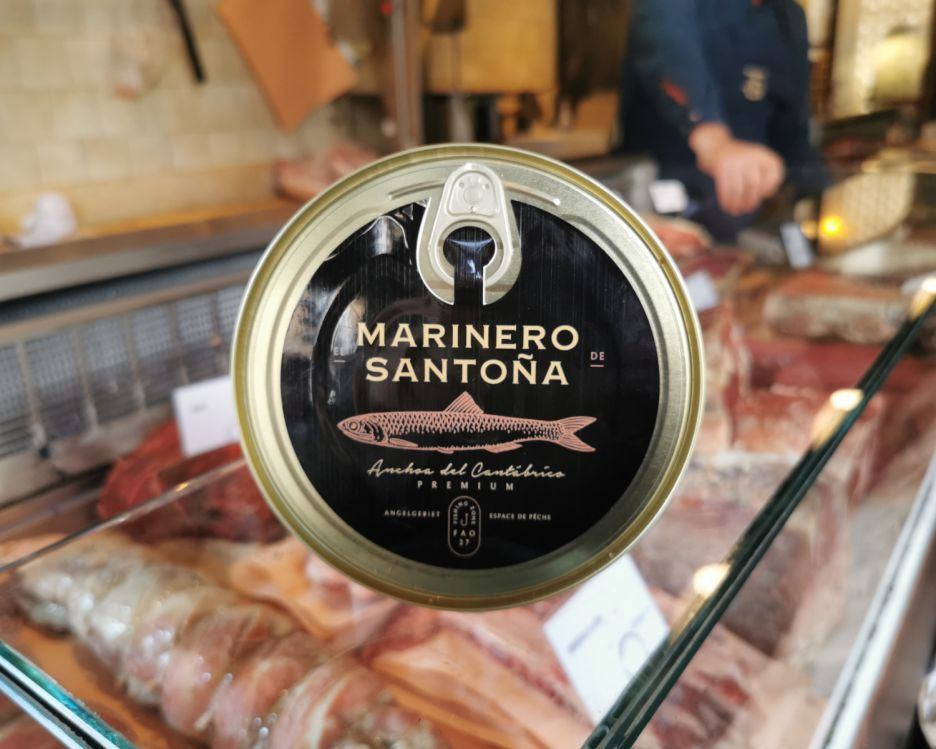 Cantabrian anchovies in vinegar