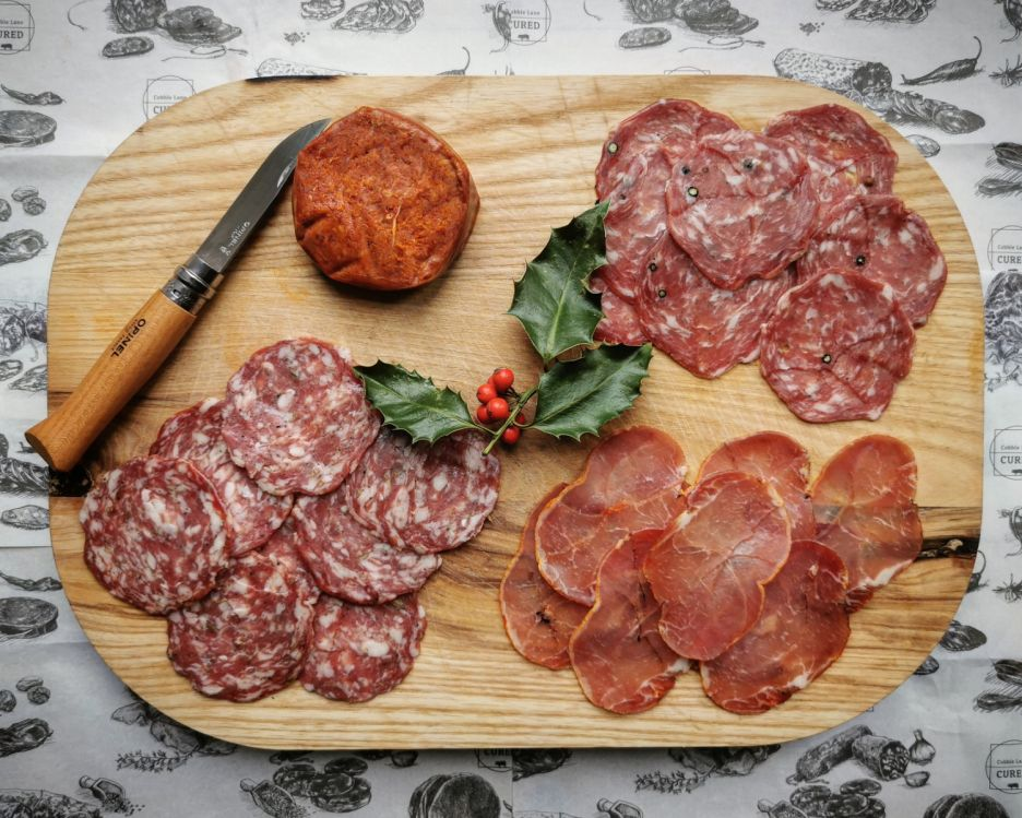 T&G BRITISH CHARCUTERIE SELECTION