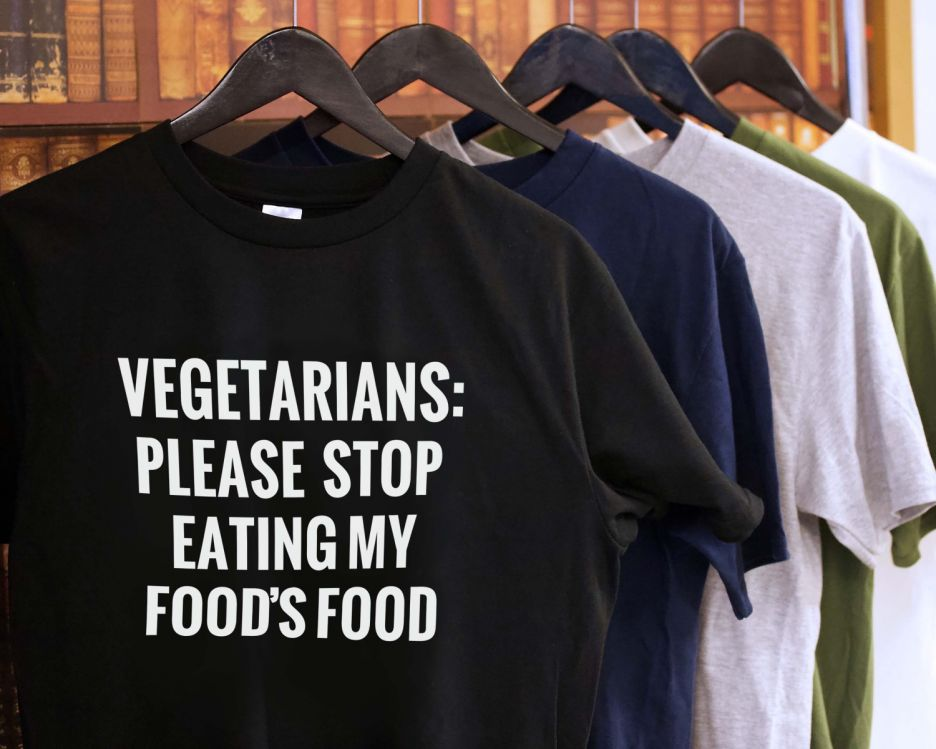 T&G Vegetarians Shirt