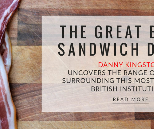 The Great Bacon Sandwich Debate