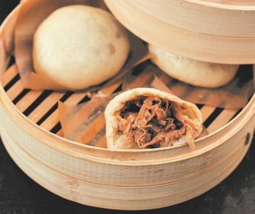 Richard H. Turner's Steamed Pork Buns