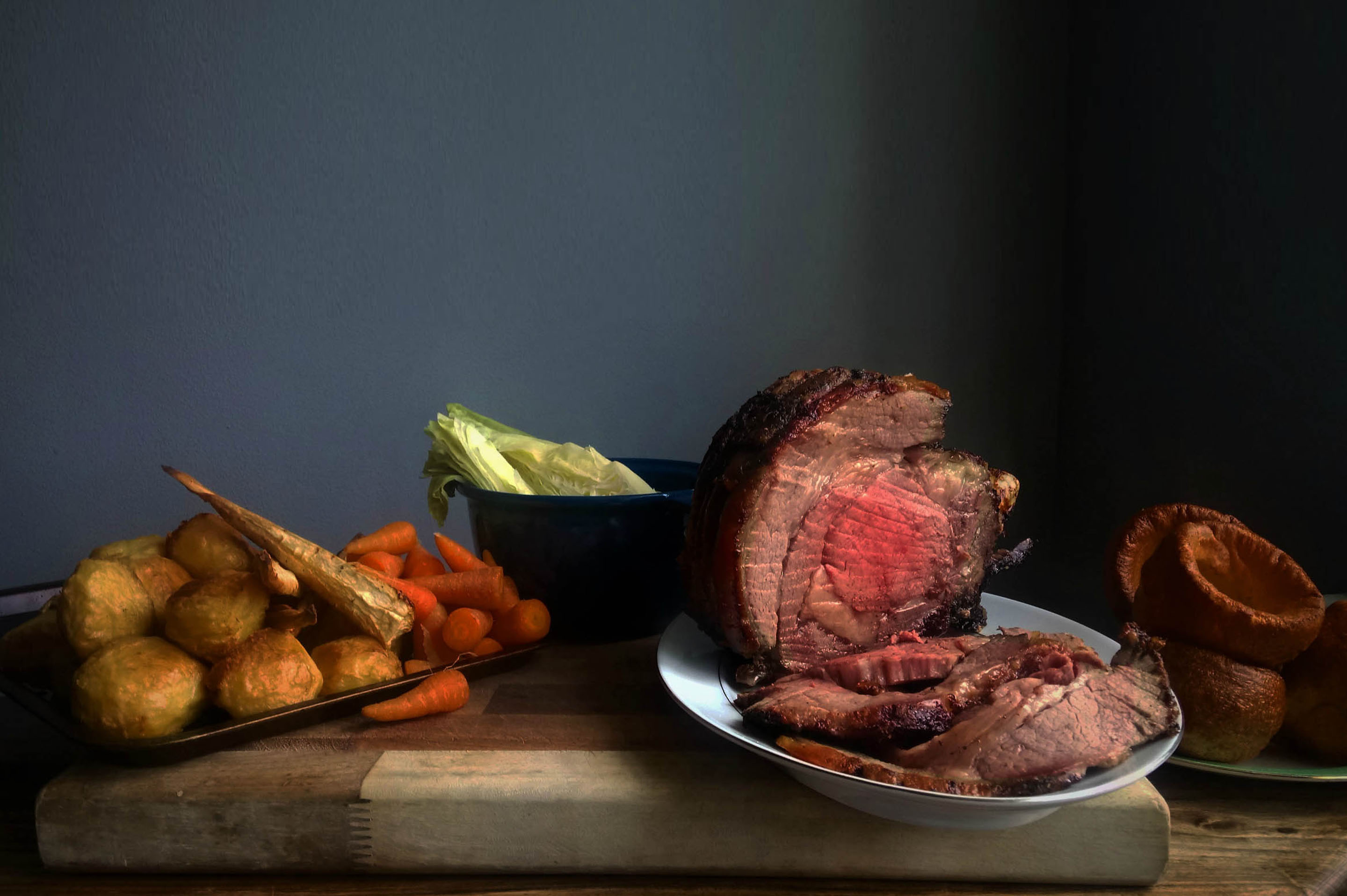 Revealed: The Art Of Creating The Great British Sunday Roast