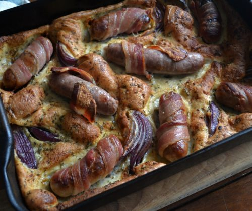 Ultimate Comfort Foods - #1 Toad in the Hole