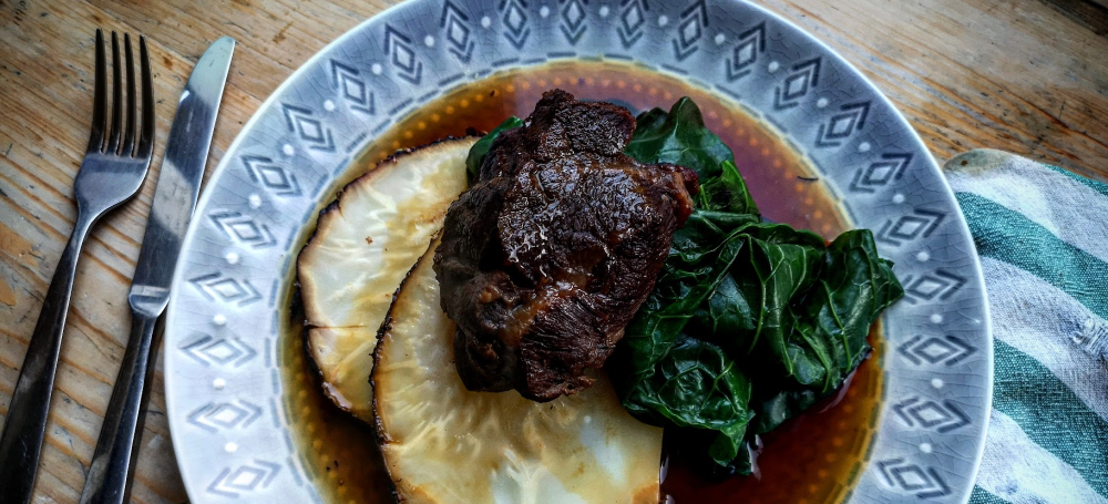 Turner & George's Cut of the Month - Ox Cheek