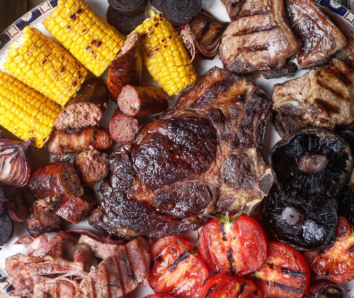 Try a Mixed Grill for Strength, Stamina and Endurance