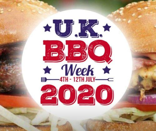 UK BBQ Week 2020 - Interview with Marcus Bawdon