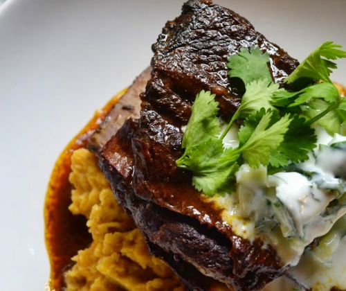 Curried Short Ribs