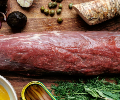 Don't Spare The Horseradish (And Other Suggested Condiments For Beef)